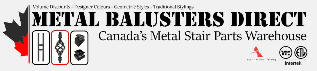 Metal Balusters Direct