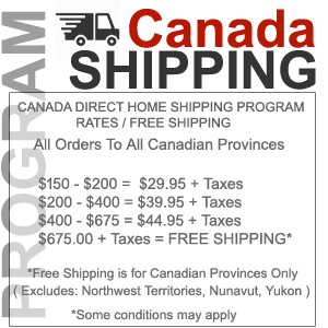 Canada Direct Home Shipping Program
